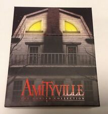 The Amityville Cursed Collection Blu-ray Box set.  BRAND NEW