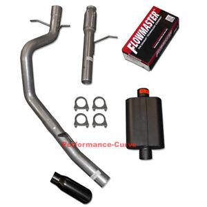 09-14 Chevrolet Tahoe GMC Yukon 5.3 Performance Exhaust w/ Flowmaster Super 44