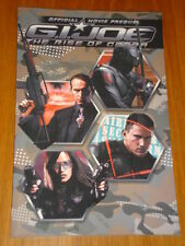 G.I. JOE THE RISE OF COBRA OFFICIAL MOVIE PREQUEL IDW CHUCK DIXON 9781600104695