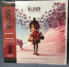 KUBO AND THE TWO STRINGS Soundtrack OST LP SUN MOON Colored Vinyl Mondo SEALED