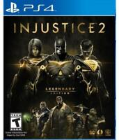 Injustice 2 Legendary Edition (PlayStation 4)