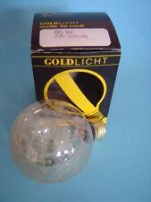 PAULMANN Globe 80 mm E27 60W 220V Krokoeis GOLDLICHT Glühlampe, TOP