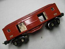 Lionel  #2602 Baggage Car  ( prewar )