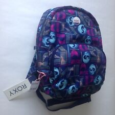 Roxy Text Print Mini  Backpack  New  FREE UK POST