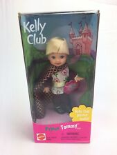 Barbie Prince Tommy Doll Kelly Club New In Box 24597 Mattel 1999 Poster NIB