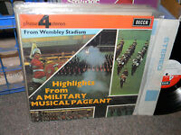 Highlights from A Military Musical Pageant LP V/A Decca 4186 UK Pressing NM-
