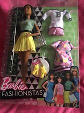 💛Barbie amantes de la moda ropa de muñecas altura No 34 Extra nueva en caja!! 💚
