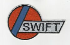 Space 1999 Swift Crew Logo Uniform Jacket patch 3 inches tall patch