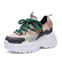 Women's Running Shoes Athletic Casual Sports Tennis Walking Platform Sneakers US