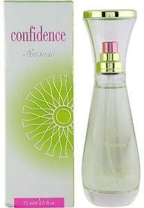 Confidence 100ml Feminine Eau De Parfum with Lemon Jasmine by Rasasi