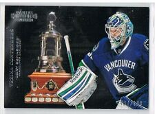 2012-13 CORY SCHNEIDER ROOKIE ANTHOLOGY CONTENDERS VEZINA #V3 CANUCKS #437/999