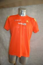 TEE SHIRT TOP MAILLOT  RUNNING ADIDÂS TAILLE M LA RONDE DU FEU TOULOUSE