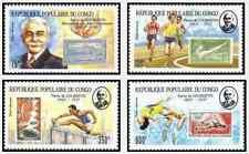 Timbres Sports JO Congo PA375/8 ** lot 17578