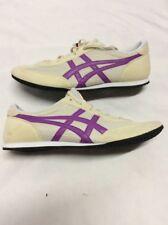 Asics Women's Athletic Shoes Onitzuka Tiger, Cream, Size 11.5 ,EUR 44