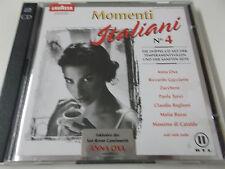 37224-momenti italiani no. 4 - 1999 Sony 2 CD Set (ANNA OXA RAF POOH Nek)