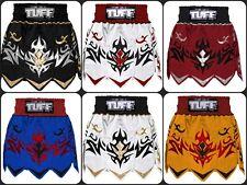 Tuff Muay Thai Boxing Gladiator Shorts Kick Boxing (N) Training Fighting