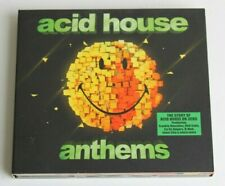 ACID HOUSE ANTHEMS * Classic Old Skool Rave 3 CDs Album