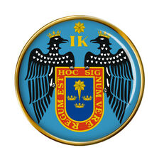 Lima (Pérou) Broche Badge