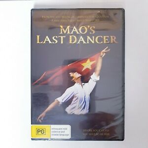 Maos Last Dancer Movie DVD Region 4 AUS Free Postage - Drama