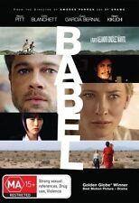 Babel (DVD, 2011)  NEW & SEALED