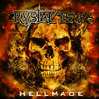 CRYSTAL TEARS - Hellmade - CD - 200839