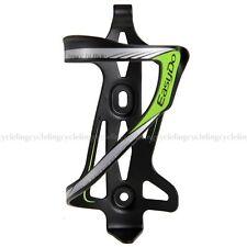 EASYDO Bike Aluminum Water Bottle Cage Water Bottle Holder Black