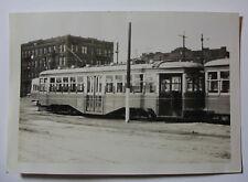 USA791 - BROOKLYN QUEENS TRANSIT Co - TROLLEY CAR No8440 PHOTO - New York USA