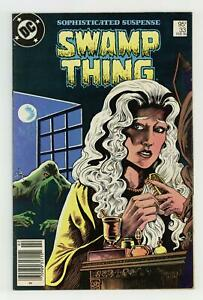 Swamp Thing Canadian Price Variant #33 VG+ 4.5 1985