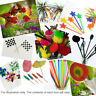 Clearance Bundle: 10 packs of cocktail party decorations - stirrers picks straws