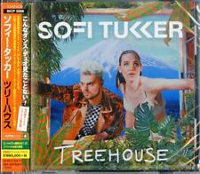 SOFI TUKKER-TREE HOUSE-IMPORT CD WITH JAPAN OBI BONUS TRACK Ltd/Ed E25