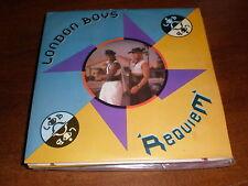 "London Boys 7""/PICTURE SLEEVE Requiem"
