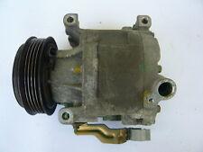 Klimakompressor mit div. Bauteilen  aus Fiat Punto 188-Typ 405