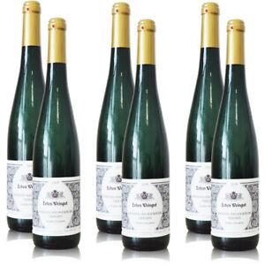 6 Flaschen Weisswein Erben Weingut Riesling Hochgewächs Großes Gewächs, trocken