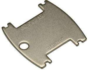 NEW Aerator Faucet Tamper Proof Wrench Key Tool 2 in 1 Key Regular & Junior