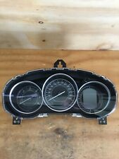 Mazda 6 Instrument Cluster Tachometer Cluster KD4555430 1DGHT7B