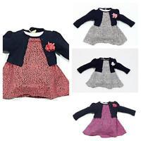 ♥ Neu ♥ Babykleidung |1-teilig|  Kleid |Gr  68 ; 74 ; 80 ; 86 |