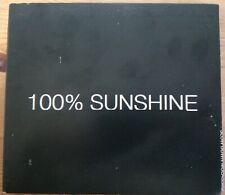 Slow Down Molasses - 100% Sunshine - 2016 CD
