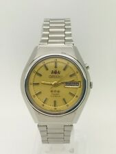 Vintage Orient Crystal Automatic 21 Jewels Men's Watch(Great Condition)Service