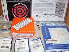 4L60E 1993 1994 1870 P1870 Code Buster Combo Update Kit Corvette Servo ATSG Book