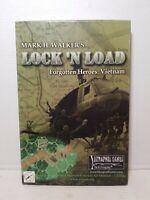 Shrapnel Wargame Forgotten Heroes - Vietnam (1st Edition) Box NM