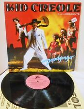 KID CREOLE and the COCONUTS DOPPELGANGER -VINYL 12 '  1983