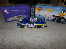 1/24 JEFF GREEN #30 AOL / LOONEY TUNES REMATCH BWB 2002 ACTION NASCAR DIECAST