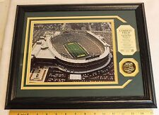 LAMBEAU FIELD REDICATION GREEN BAY PACKERS LIMITED EDITION PICTURE