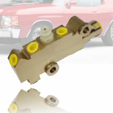 Disc/Disc Brake Brass Proportioning Valve Pv4 Factory Replacement Fit GM Chevy