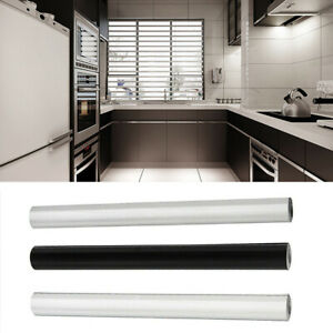 10M Gloss/Matte/Glitter Vinyl Sticky Back Kitchen Cupboard Worktop Wrap Covering