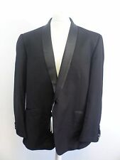 Mens Alexander Dobell Black Dinner Jacket 50R box56 07 i