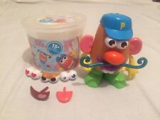 Playskool Toy Story Mr Potato Head Set And Bucket VGC