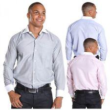 Markenlose Herren-Freizeithemden aus Baumwolle