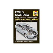 Haynes Ford Mondeo (Apr 07 - 12) 07 To 61 - Car Manual