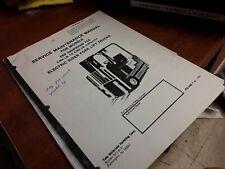 Yale Service Maintenance Models ERP 030/035/040 TCE